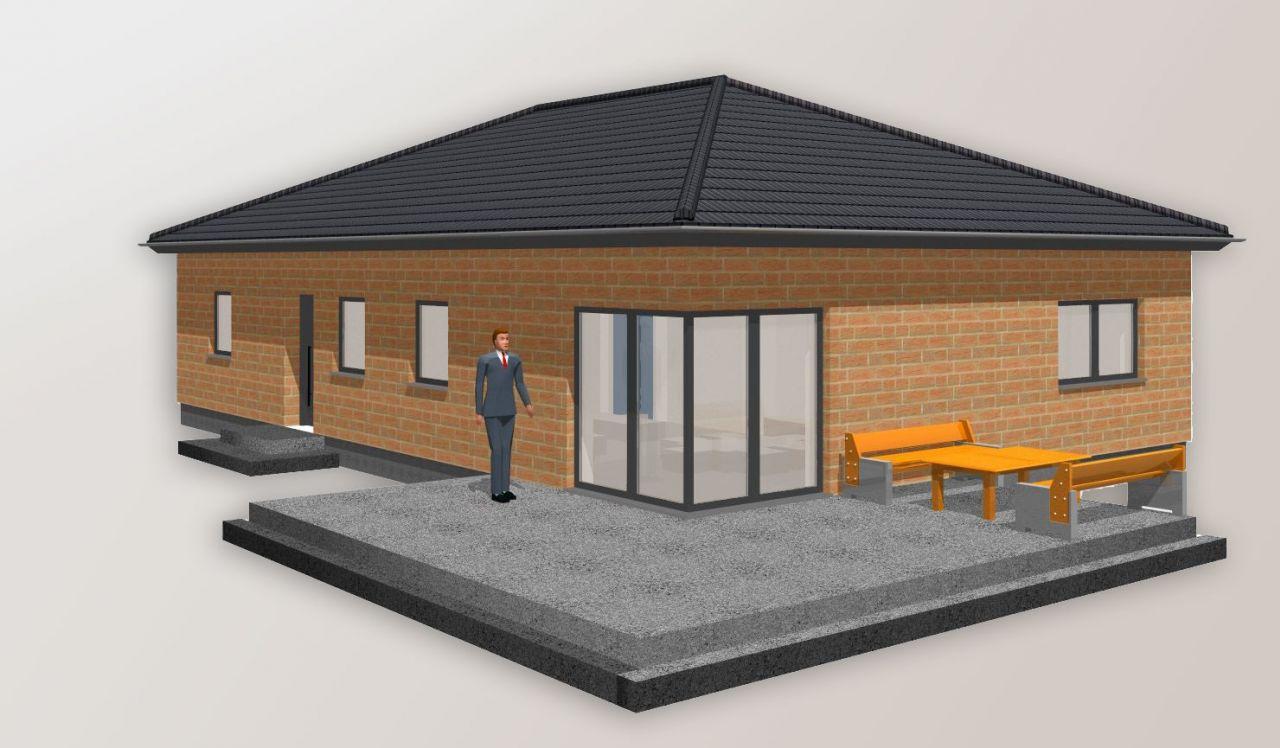 Hausbau Grundrisse - Grundrisse für Einfamilienhäuser, Bungalows ...