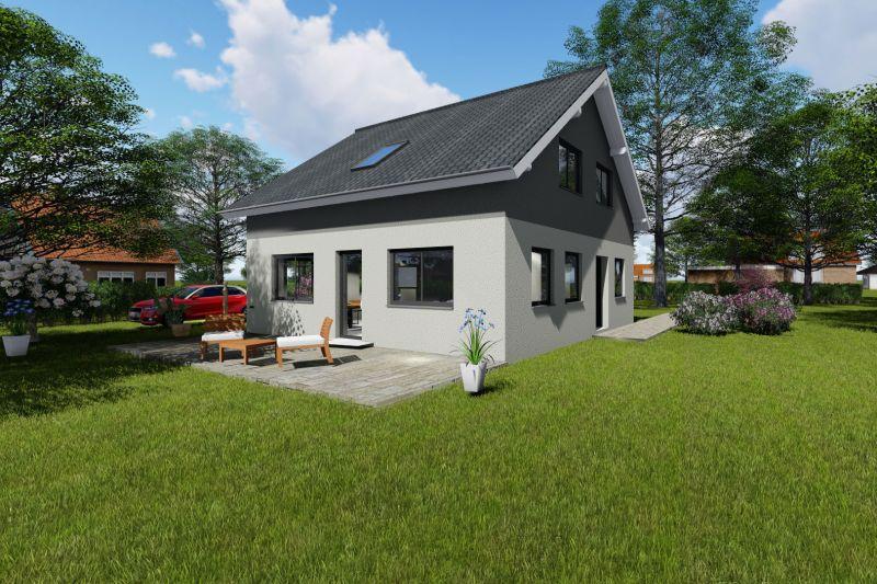 Efh architektur bungalow die neuesten innenarchitekturideen for Bungalow grundrisse 3d